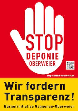 STOP Deponie Oberweier